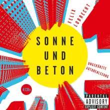 Sonne und Beton, 4 CDs