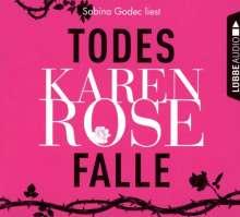 Karen Rose: Todesfalle, 6 CDs