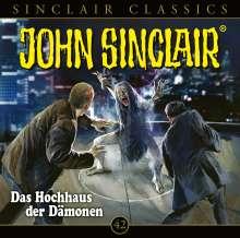 John Sinclair Classics - Folge 42, CD