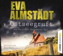 Eva Almstädt: Ostseegruft, 4 CDs