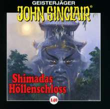 Jason Dark: John Sinclair - Folge 140, CD