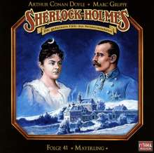 Sherlock Holmes - Folge 41. Mayerling, 2 CDs