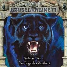 Ambrose Bierce: Gruselkabinett - Folge 157, CD