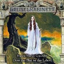 Francis Marion Crawford: Gruselkabinett - Folge 160, CD