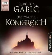 Rebecca Gablé: Das zweite Königreich, MP3-CD