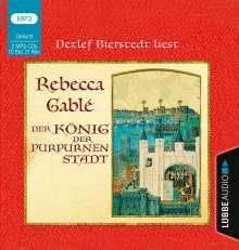Rebecca Gablé: Der König der purpurnen Stadt, Diverse