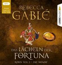 Rebecca Gablé: Das Lächeln der Fortuna - Das Hörspiel, 3 Diverse