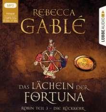 Rebecca Gablé: Das Lächeln der Fortuna - Das Hörspiel, 2 Diverse