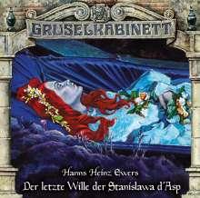 Gruselkabinett - Folge 163, CD