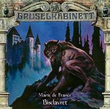 Gruselkabinett - Folge 166, CD