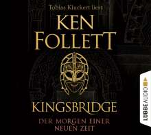Kingsbridge - Der Morgen einer neuen Zeit, 12 CDs