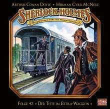 Sherlock Holmes - Folge 042, CD