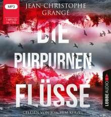 Jean-Christophe Grangé: Die purpurnen Flüsse, MP3-CD