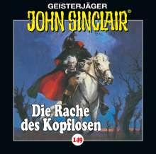 Jason Dark: John Sinclair - Folge 149, CD