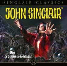 Jason Dark: John Sinclair Classics - Folge 44, CD