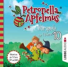 Petronella Apfelmus - Hörspiele zur TV-Serie 10, CD