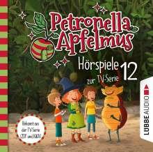 Petronella Apfelmus-Hörspiele zur TV-Serie 12, CD