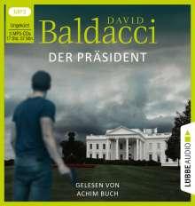 David Baldacci (geb. 1960): Der Präsident, 3 Diverse
