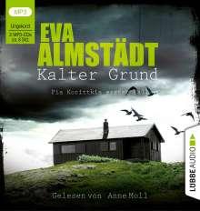 Eva Almstädt: Kalter Grund, MP3-CD