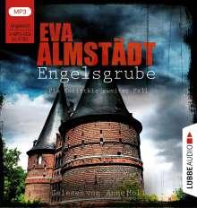 Eva Almstädt: Engelsgrube, MP3-CD