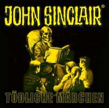 Jason Dark: John Sinclair - Tödliche Märchen, 2 CDs