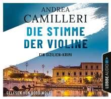 Andrea Camilleri (1925-2019): Die Stimme der Violine, 4 CDs