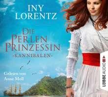 Iny Lorentz: Die Perlenprinzessin - Kannibalen, 6 CDs