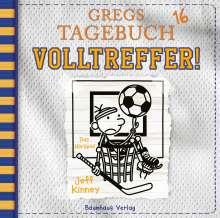 Jeff Kinney: Gregs Tagebuch 16, CD