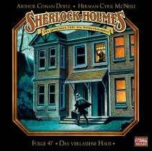 Sir Arthur Conan Doyle: Sherlock Holmes - Folge 47, CD