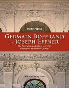 Martin Pozsgai: Germain Boffrand und Joseph Effner, Buch