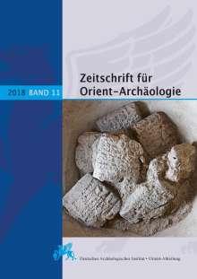 Zeitschrift für Orient-Archäologie, Buch