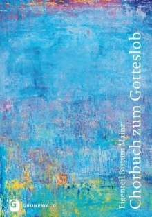 Chorbuch zum Gotteslob, Noten