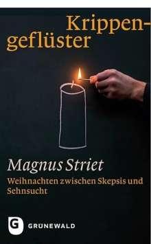 Magnus Striet: Krippengeflüster, Buch