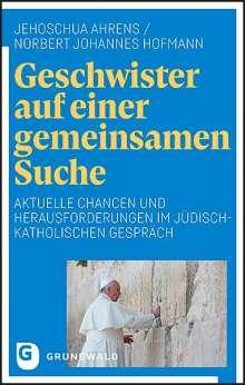 Jehoschua Hofmann Ahrens: Geschwister auf einer gemeinsamen Suche, Buch