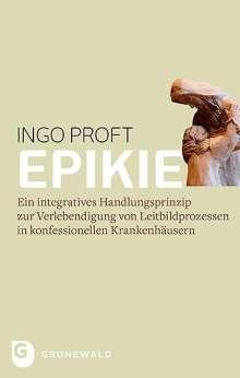 Ingo Proft: Epikie, Buch