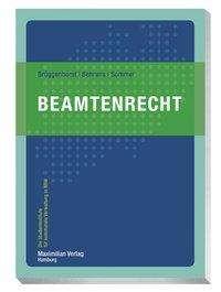 Sven Brüggenhorst: Beamtenrecht, Buch