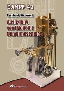 Bernhard Rübenach: Dampf 43, Buch