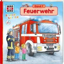 Andrea Weller-Essers: WAS IST WAS Kindergarten, Band 7. Feuerwehr, Buch