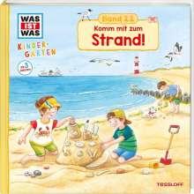 Benjamin Schreuder: WAS IST WAS Kindergarten Band 22. Komm mit zum Strand!, Buch