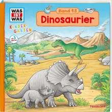 Benjamin Schreuder: WAS IST WAS Kindergarten Band 18 Dinosaurier, Buch