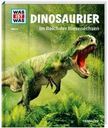Manfred Baur: Dinosaurier. Im Reich der Riesenechsen, Buch
