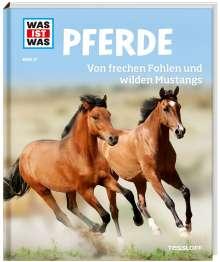 Silke Behling: Pferde. Von frechen Fohlen und wilden Mustangs, Buch