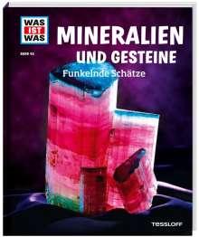 Karin Finan: WAS IST WAS Band 45. Mineralien und Gesteine. Funkelnde Schätze, Buch