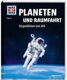 Manfred Baur: Planeten und Raumfahrt. Expedition ins All, Buch
