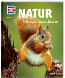 Annette Hackbarth: Natur. Erforschen und schützen, Buch