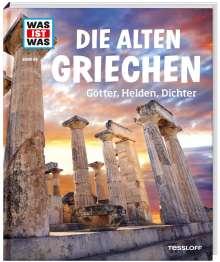 Claire Singer: Die alten Griechen. Götter, Helden, Dichter, Buch