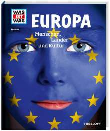 Andrea Weller-Essers: Europa. Menschen, Länder und Kultur, Buch