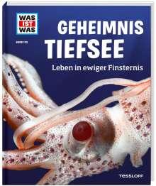 Manfred Baur: Geheimnis Tiefsee. Leben in ewiger Finsternis, Buch
