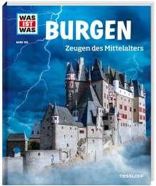 Andrea Schaller: WAS IST WAS Band 106. Burgen. Zeugen des Mittelalters, Buch