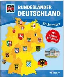 WAS IST WAS Bundesländer Deutschland, Buch
